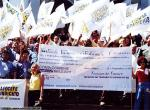 A contribuição dos Técnicos do Tesouro do Estado para a arrecadação 2001: Cento e dois milhões, seiscentos e quarenta e oito mil, seiscentos e vinte reais e cinco centavos.